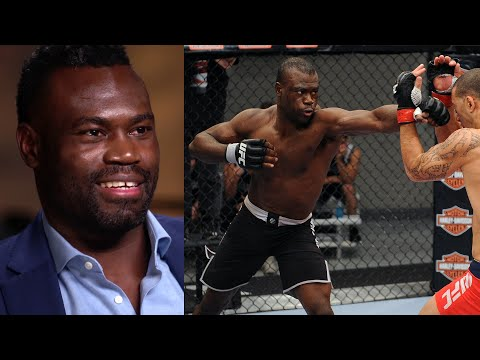 Uriah Hall Reflects on His TUF Experience