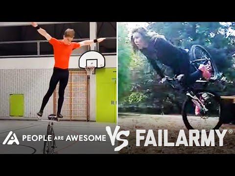 Bike Feat or Flop? Wins Vs. Fails! | PAA Vs. FailArmy