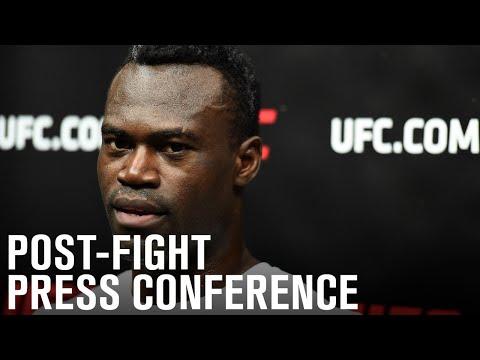 UFC Vegas 33: Post-fight Press Conference