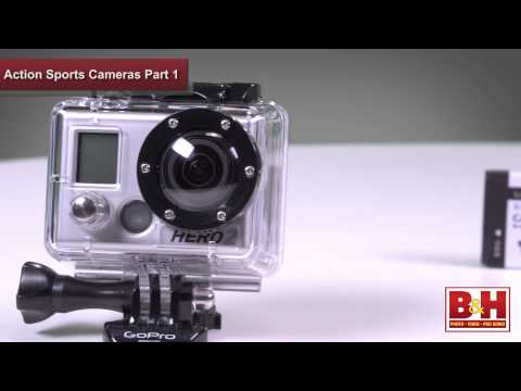 Action/Sports Cameras Part 1: GoPro HD Hero 2, Liquid Image Goggles