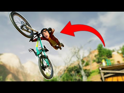The CRAZIEST Extreme Sports Game EVER?! (Riders Republic)