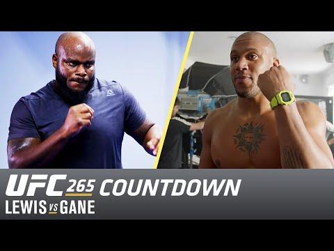 UFC 265 Countdown: Lewis vs Gane