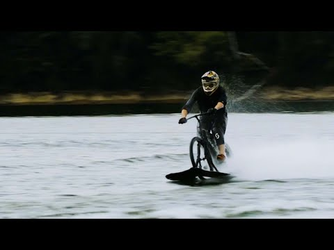 Biking Across A Lake & More!   Awesome Archive