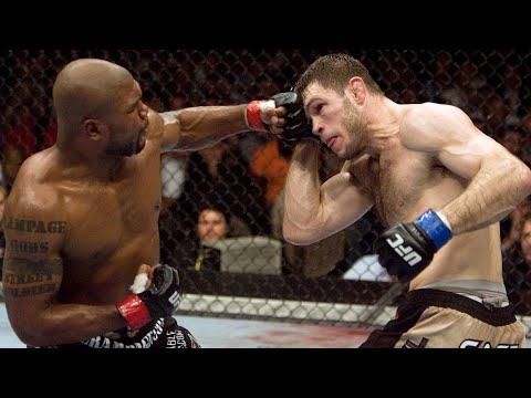 Top 5 TUF Coaches Fights