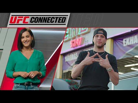 UFC Connected: Brian Ortega, Mackenzie Dern, Eugene Bareman, Mounir Lazzez