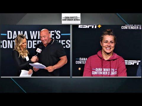 Dana White Announces UFC Contract Winners | Week 3 – Contender Series Season 5