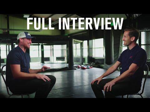 Darren Till on His Mentality as a Fighter, Social Media and Derek Brunson   Full Interview