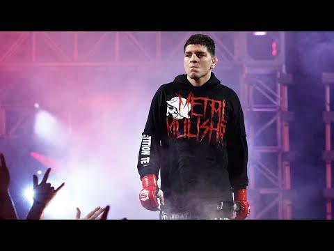Fighter Timeline: Nick Diaz
