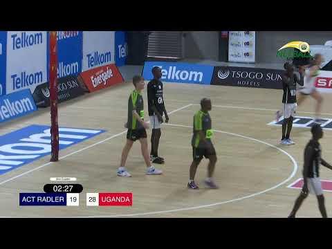 🏆 Males International | 🇿🇦 Action Sports vs Uganda 🇺🇬