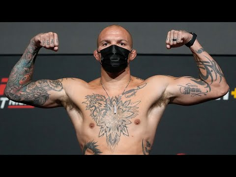UFC Vegas 37: Smith vs Spann Weigh-in