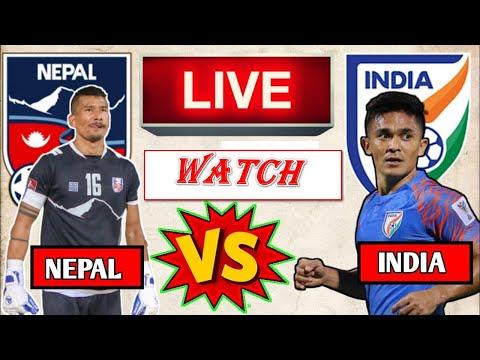 Nepal vs India Live Stream    Action Sports Live    SAAF Championship   
