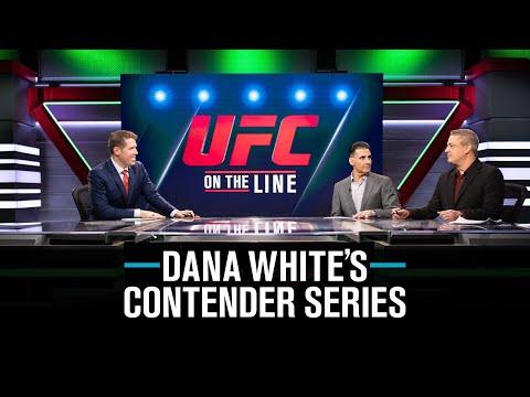 On The Line   Dana White's Contender Series – Week 8