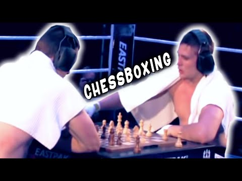 Chess Boxing Is WILD   Extreme Sports Nobody Talks About